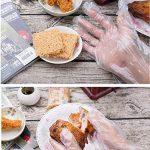 SWIHEL 300 Gants en plastique jetables, transparent gants jetables en polyéthylène de préparer les denrées alimentaires de décoration. de la marque SWIHEL image 4 produit