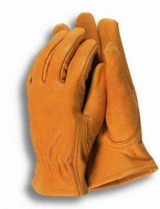 T/CNTRY Town & Country Gants de jardinage en cuir pour homme Qualité supérieure Modèle moyen de la marque T/CNTRY image 0 produit