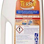 Terra Savon d'Huile de Lin - Produit de Lavage pour Carrelages - Bouteille 0,9 L - Lot de 2 de la marque Terra image 1 produit