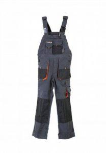 Terratrend Job 6229-152-6310 Salopette d'enfants Taille 152 Gris Foncé/Noir de la marque TerratrendJOB image 0 produit