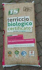 Terreau biologique certifié pour plantes ornementales et comestibles de la marque TURCO SILVESTRO image 0 produit