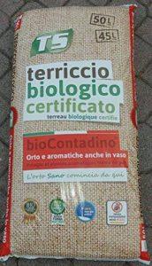 Terreau biologique certifiée pour légumes et aromates de la marque TURCO SILVESTRO image 0 produit