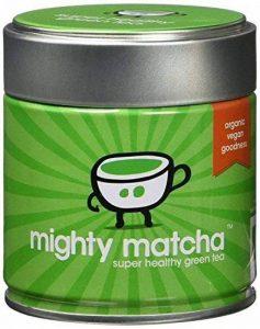 The Matcha Vert En Poudre - 100% Bio Et Naturel Qualité Premium - Accélérateur De Métabolisme & Brûleur De Graisse – Pack De 30g de la marque image 0 produit