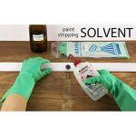 Thxtoms Ménage Gants en nitrile, efficacement résistant à l'huile, acide, Alcalins et solvant, vert de la marque ThxToms image 3 produit