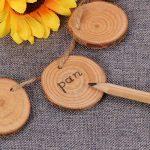 étiquette bois TOP 4 image 1 produit