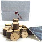 étiquette bois TOP 8 image 2 produit