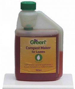 être Vert pour machine à compost pour feuilles–Feuille de jardin biologique Accélérateur de compostage de la marque Be Green image 0 produit