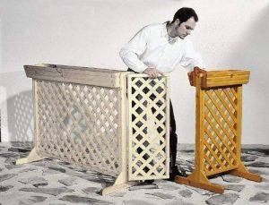 treillage en bois pour terrasse TOP 4 image 0 produit