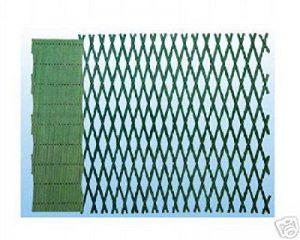 Treillage extensible en PVC MT. 4x 1couleur vert de la marque Castagnone Relio & c. sas image 0 produit
