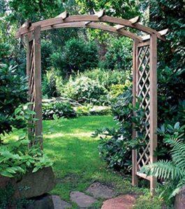 Treillis Arche En Bois Comment Trouver Les Meilleurs En