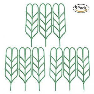 treillis bois vert TOP 11 image 0 produit