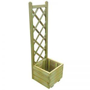 treillis bois vert TOP 8 image 0 produit