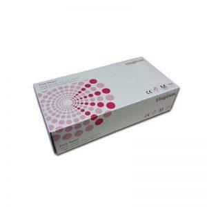 Unigloves Rose Pearl Gants Nitrile sans poudre–Cadeau x100 de la marque Unigloves image 0 produit