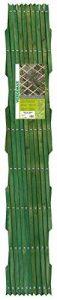 Verdemax 5331Solide 3x 1m Bois de pin Treillis Extensible avec Clous–Vert de la marque Verdemax image 0 produit