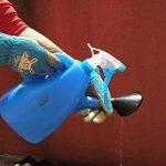 Vgo Glove Gants de jardinage et de travail pour enfant, cuir synthétique et spandex respirant avec mignon lapin impression (Violet & Azur Junior M & S & XS & XXS) de la marque Vgo... image 3 produit