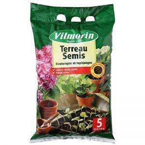 Vilmorin - Terreau semis bouturages et repiquages vilmorin sac de 5 litres de la marque Vilmorin image 0 produit