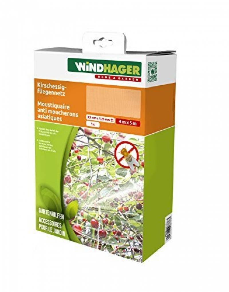 Windhager Filet de protection contre la gr/êle 5 x 4 m vert