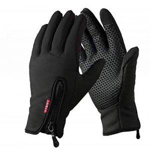 yygift® Gants sports d'extérieur Écran tactile Gants d'hiver wind-stopper imperméable pour hommes femmes de la marque YYGIFT image 0 produit