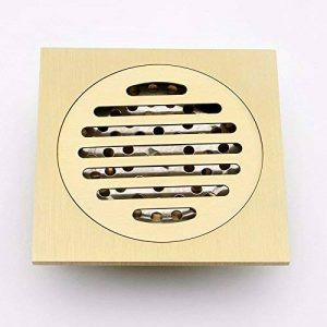 ZAIG de haute qualité Déodorant drain de plancher Tous les matériaux Cuivre Anti Moth Déodorant drain de plancher 100 * 100 mm de la marque ZAIG image 0 produit